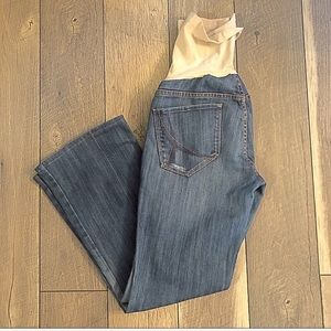 It jeans maternity jeans bootcut size 29 like new